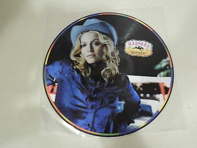 Madonna Music Lp Picture Disc