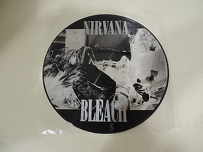 Nirvana Bleach Lp Picture Disc