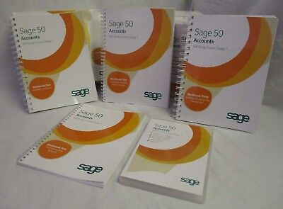 Sage 50 Self Study Course Stage 1, 2 & 3