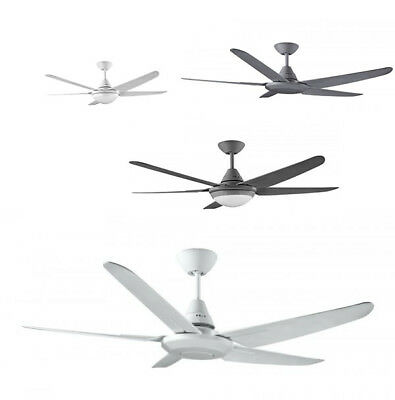 """New Generation VENTAIR MARIAH LED Light Ceiling Fan 52"""" -6 YEAR WRTY"""