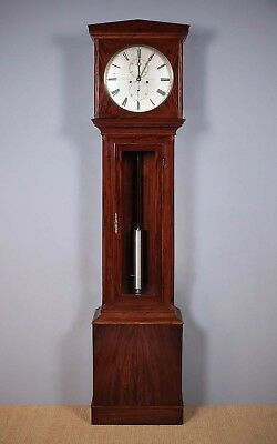 Antique 19th.c. Scottish Regulator Clock c.1825.