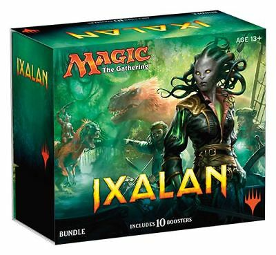 Magic The Gathering Ixalan Bundle (Englisch) Wizards 10 Booster Dice Basic Lands