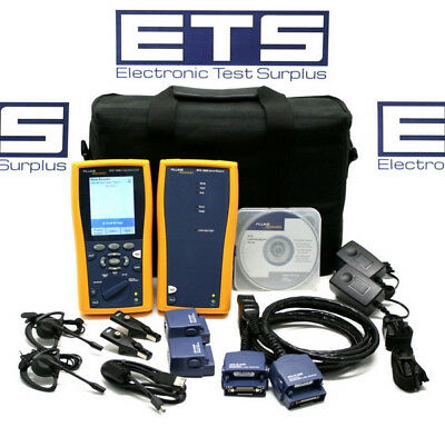 Fluke Networks DTX-1200 Cable Analyzer With Smart Remote
