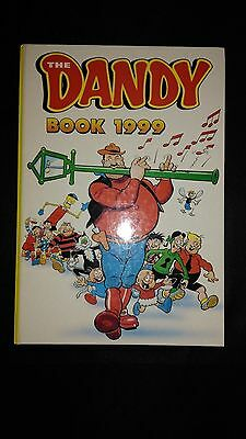 The Dandy Book 1999 Vintage Comic Annual