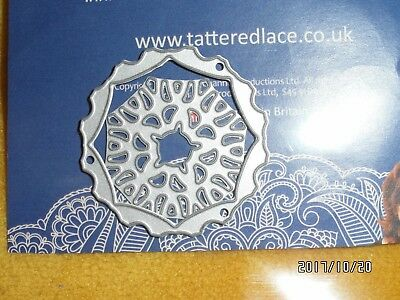 Tattered Lace-Stanzschablone-2 Tlg