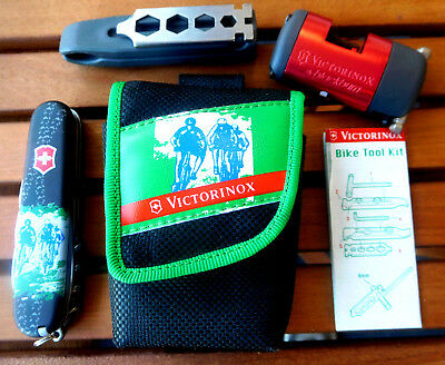 Victorinox MTB Bike Tool Kit - hochwertiges Reparaturset in Nylontasche