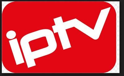 IPTV local france 1 semaine Smart TV, iOS, Android ,M3U