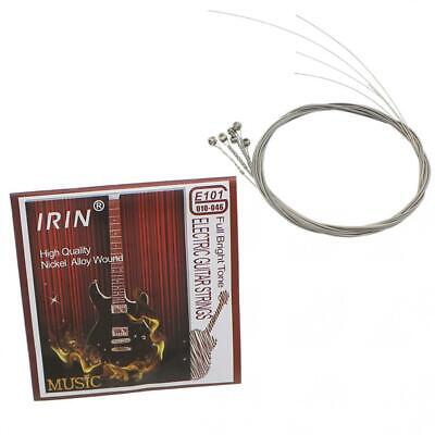 Steel string core 0.010-0.046 Inch Guitar Strings Set for Electric Guitar