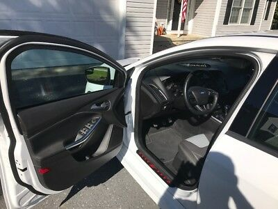 2017 Ford Focus ST 2017 FORD FOCUS ST