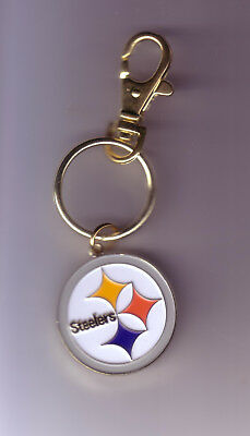 PITTSBURGH STEELERS metal key ring (good quality)