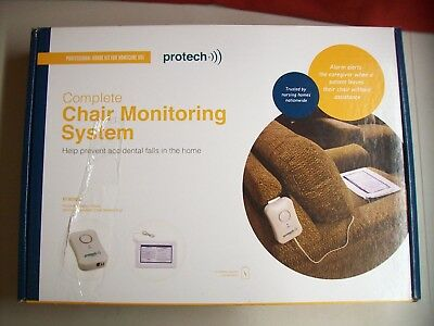 Protech Complete Chair Monitoring System ~ FREE SHIPPING!