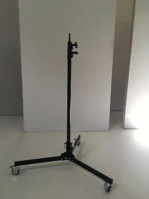 Avenger Double Riser 9.3 Column with manfrotto 297b wheel base