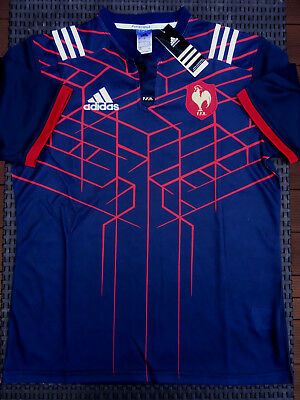 Maillot XV de France - Taille L - NEUF ! Rugby 2016-2017 Nike FFR Domicile