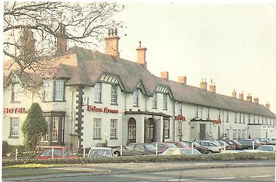 Eden Arms Hotel - Rushyford - Co Durham - Postcard 1995