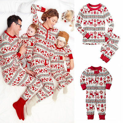 damen herren schlafanzug pyjama kinder weihnachten kost m. Black Bedroom Furniture Sets. Home Design Ideas