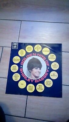 Golden hits of shirley bassey
