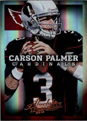 2013 Absolute Football Card Pick