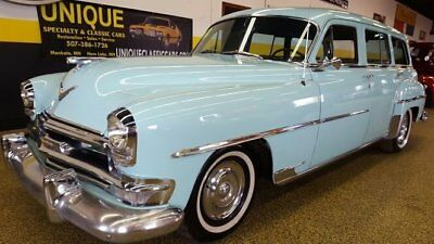 1954 Chrysler New Yorker  1954 Chrysler New Yorker Town & Country, 2 owner car! TRADES?
