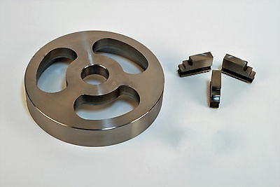 """Quick Chuck Medium Duty Truck kit (MDT) for large centers holes 4.4"""" to 7"""" Dia."""