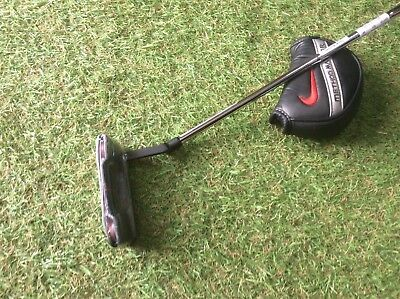 "Brand new Nike method converge putter  Right handed 34"" length"