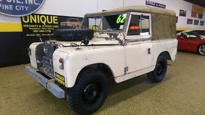 1962 Land Rover Other  1962 Land Rover SERIES IIA 88 RHD, TRADES/OFFERS?