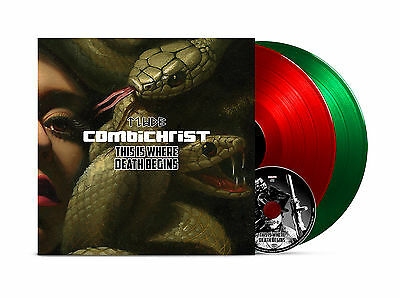 Combichrist: This Is Where Death Begins - 2LP + CD (VÖ:03.06.2016)