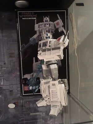 Transformers KO MP10u Masterpiece Convoy Ultra Magnus mp-10u white optimus prime