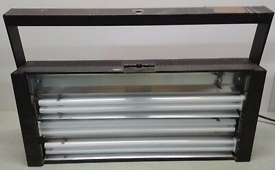 Videssence B220-455BX 4-55watt Fluorescent continuous lighting unit 5220
