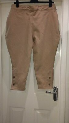 WW2 Women's Land Army Britches reproduction
