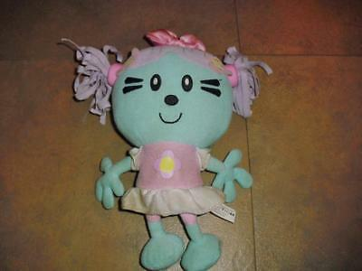 WOW WOW WUBBZY DAIZY plush toy plays song pigtails spin RaRe cartoon Daisy