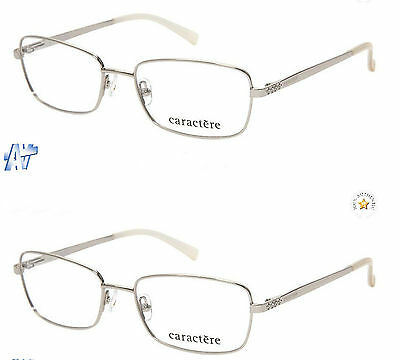 CARACTERE Gold or Silver Coloured Frames BNWT