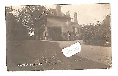 RP Wistow Rectory  Nr Ramsey Huntingdonshire used 1920
