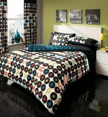 pop music Duvet Covers With pillow cases Quilt Cover Bedding Set superking