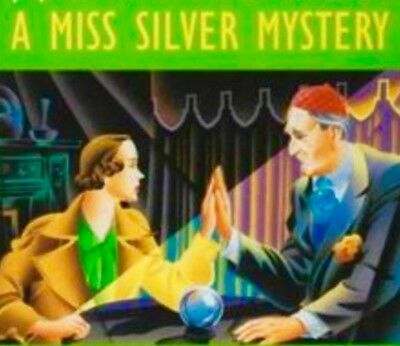 The Traveller Returns - Miss Silver Mystery Audio Book MP 3 CD Unabridged