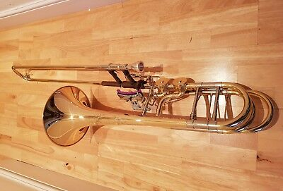 Shires Trubore Bass Trombone - sensible offers considered.
