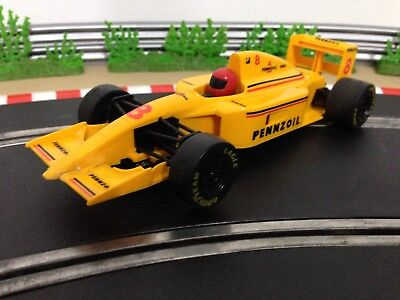 Scalextric Car F1 Pennzoil Indy No8 C534