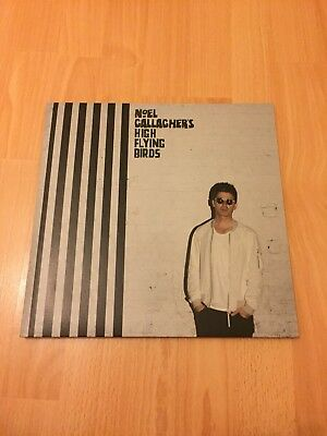 "Noel Gallaghers High Flying Birds Chasing Yesterday Vinyl 12"" Rare Cones With CD"