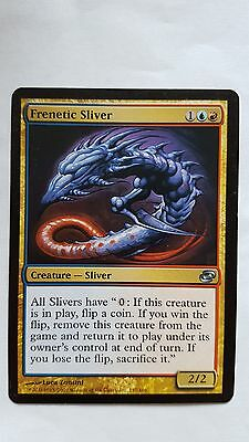 1x FRENETIC SLIVER - Rare - Planar Chaos - MTG - NM - Magic the Gathering