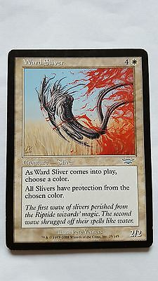 1x WARD SLIVER - Rare - Legion - MTG - NM - Magic the Gathering
