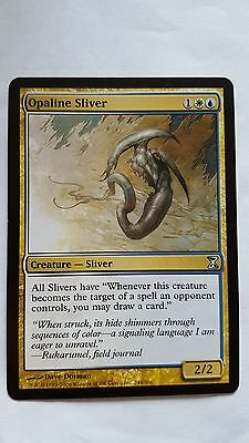 1x OPALINE SLIVER - Rare - Time Spiral - MTG - NM - Magic the Gathering