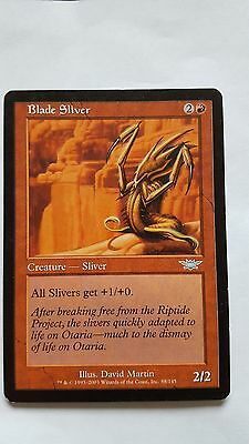 1x BLADE SLIVER - Rare - Legion - MTG - NM - Magic the Gathering