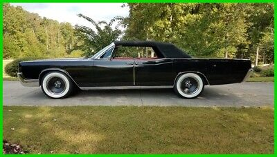 1967 Lincoln Convertible 4-Door 1967 Lincoln Convertible Suicide Doors, 462ci V8, Auto Transmission