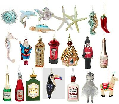 Hanging Christmas Tree Decoration Baubles Felt Decorations Ornament Gift Xmas