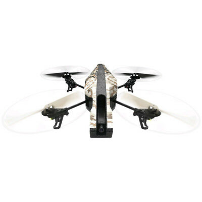 Parrot AR Drone 2.0 Elite Edition App Controlled Quadcopter (Sand)- PF721800
