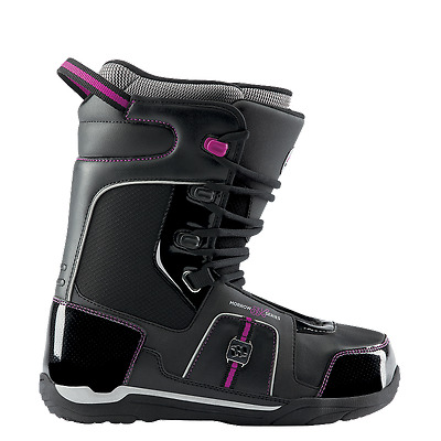 Morrow Sky Women's Snowboard Boots 8.5 Black New 2014
