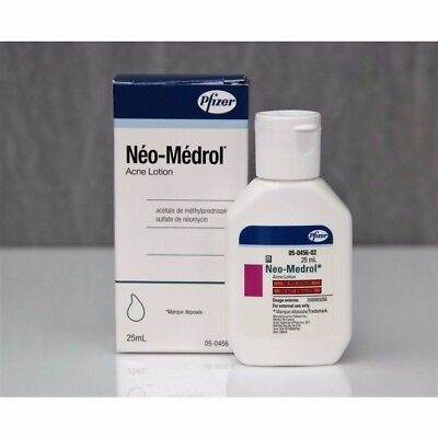 NEO MEDROL is an acne lotion that helps kill the bacteria
