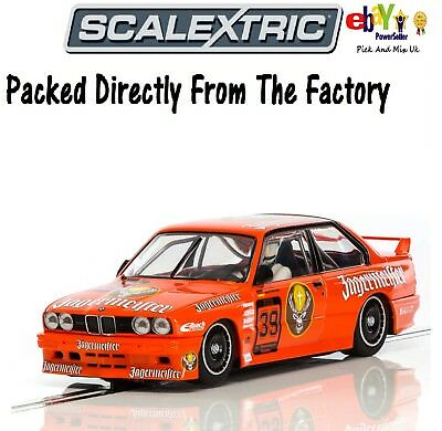 ALL NEW SCALEXTRIC Slot Car  BMW M3 E30, Will Hoy  C3866