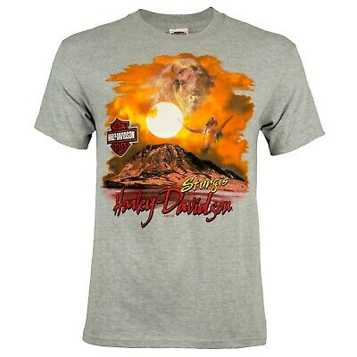 Sturgis Harley-Davidson® Men's Buffalo Cloud Short Sleeve T-Shirt