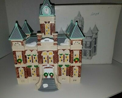 Dept 56 The Original Snow Village County Courthouse - 51446, with Box