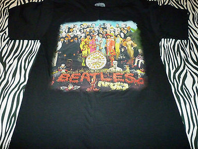 The Beatles Shirt ( Used Size S ) Very Good Condition!!!